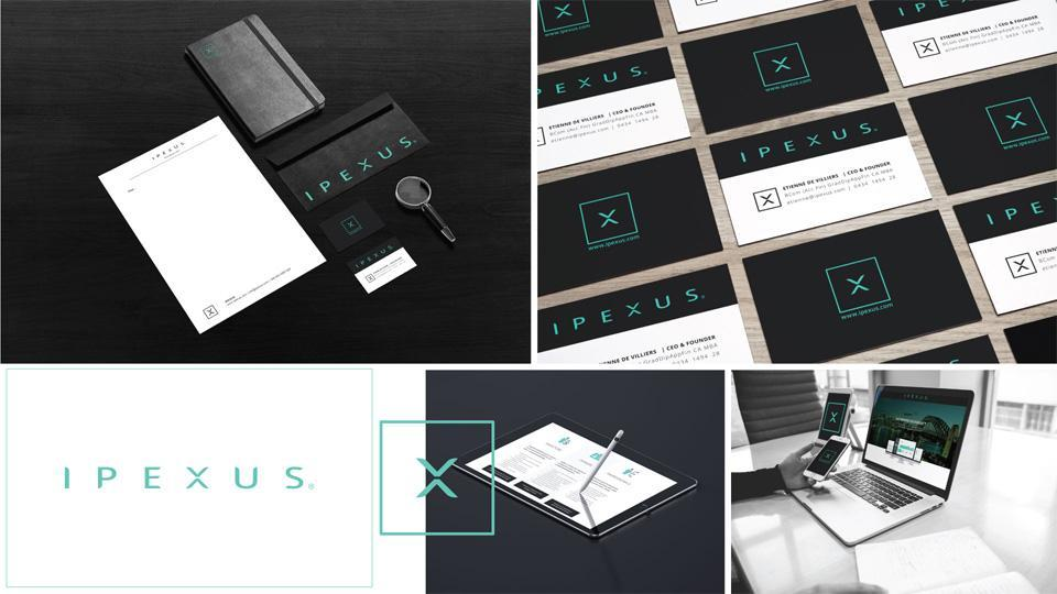 Business Branding for Ipexus - Enterprise Exchange