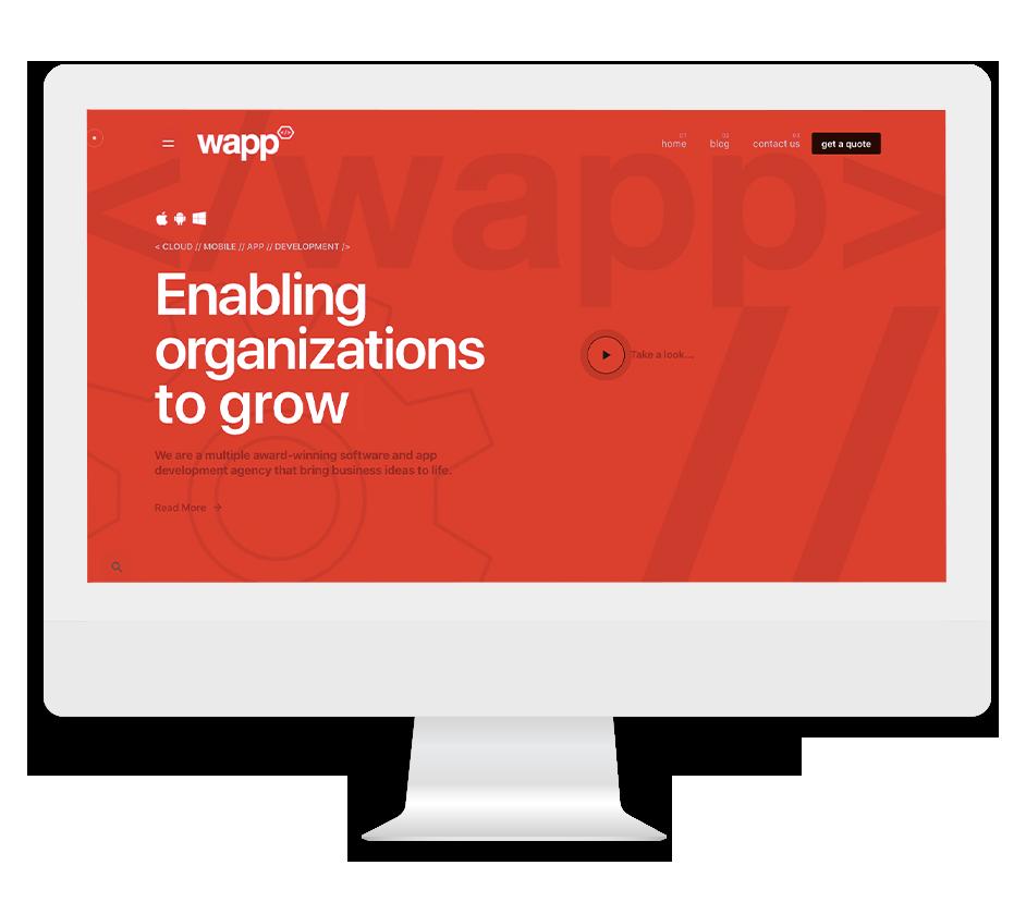 WAPP Software Development